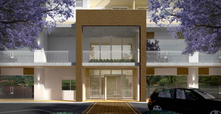 Acesso residencial