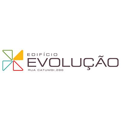 Logo Edifício Evolução